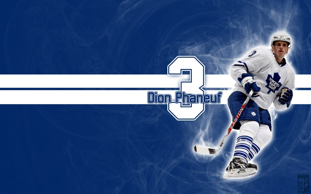 Dion Phaneuf - Maple Leafs